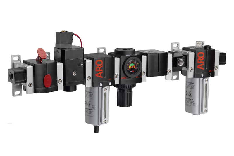 ARO-Flo Series FRL Combination Unit