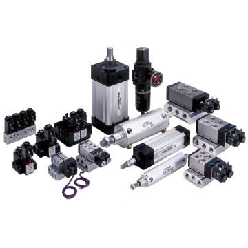 Pneumatic Valves and Cylinders