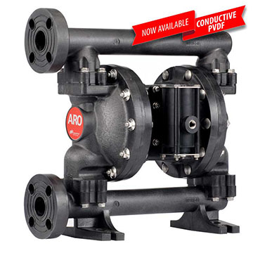 1'' EXP Non-Metallic Air Operated Diaphragm Pump