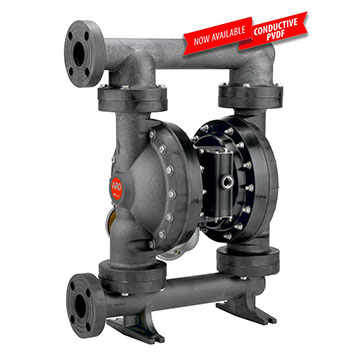 2'' EXP Non-Metallic Air Operated Diaphragm Pump