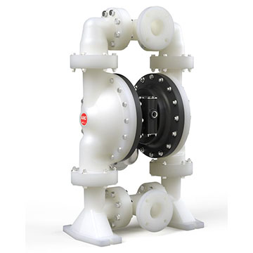 3'' EXP Non-Metallic Air Operated Diaphragm Pump