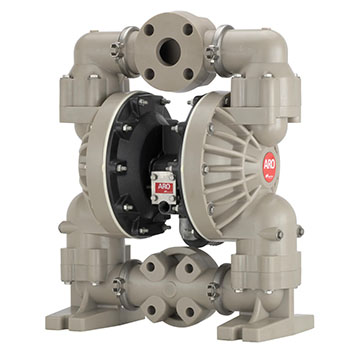 2'' Pro Series Non-Metallic Diaphragm Pump