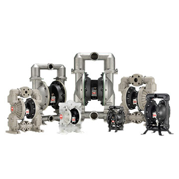 ARO Pro Series Diaphragm Pumps