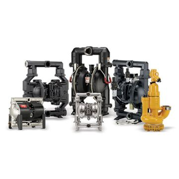 ARO Speciality Diaphragm Pumps