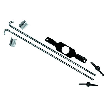 Cover Tie-Down Rods