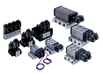 Pneumatic valves help by creating proper air pressure and flow rates
