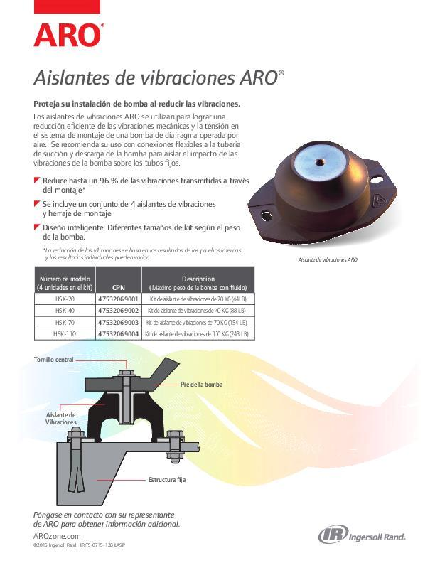 IRITS-0715-128_Vibration Isolator_SPC